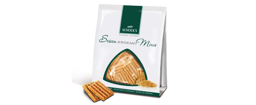 Sesame Mini Bars