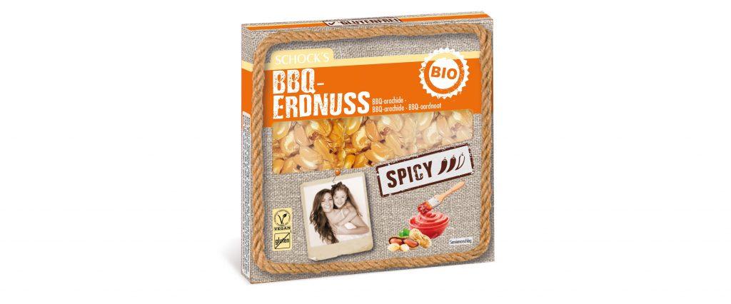 BBQ Erdnuss Multipack