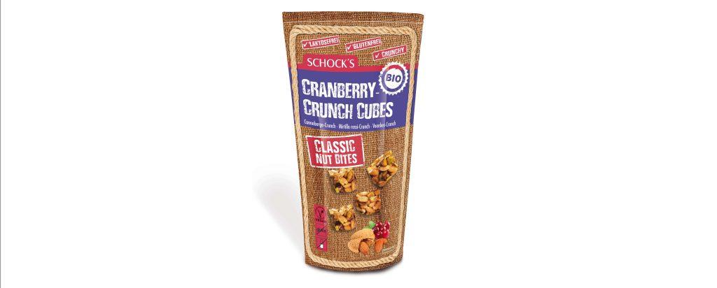Cranberry Crunch Cubes