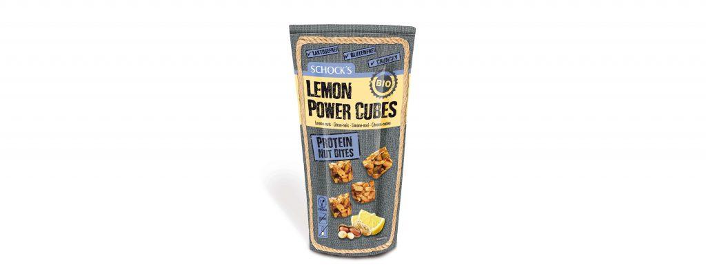 Lemon Power Cubes