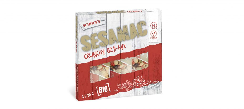 Sesam Goji Mix Multipack